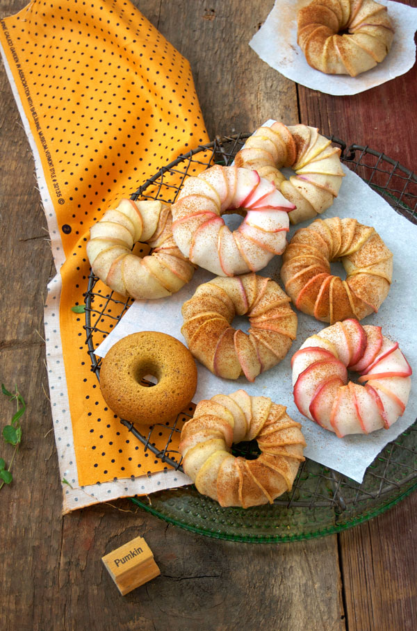 Fuji Apple Cake Recipe