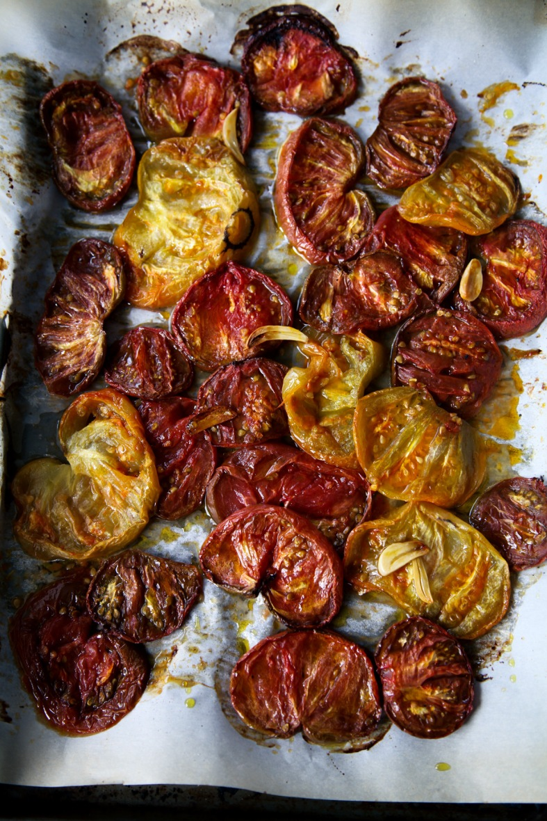 Smoked-and-Roasted-Tomatoes