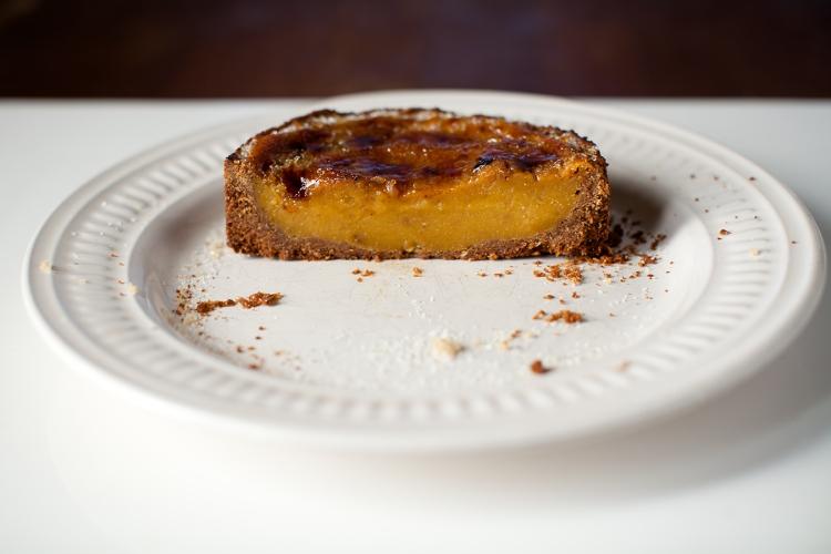 bruleed squash pie 2