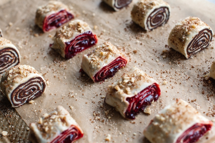 sour-cherry-and-chocolate-rugelach-cookies