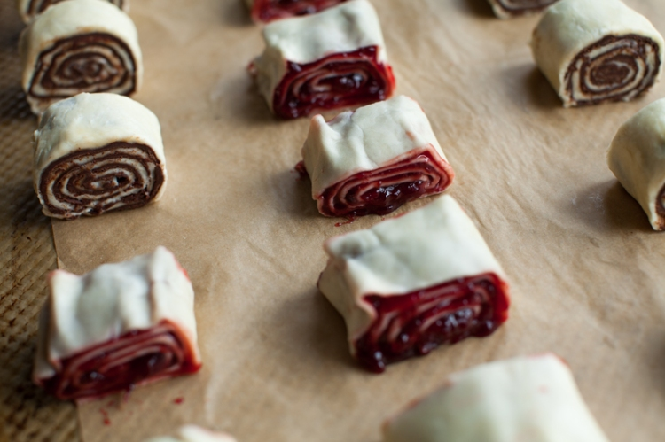sour-cherry-and-chocolate-rugelach