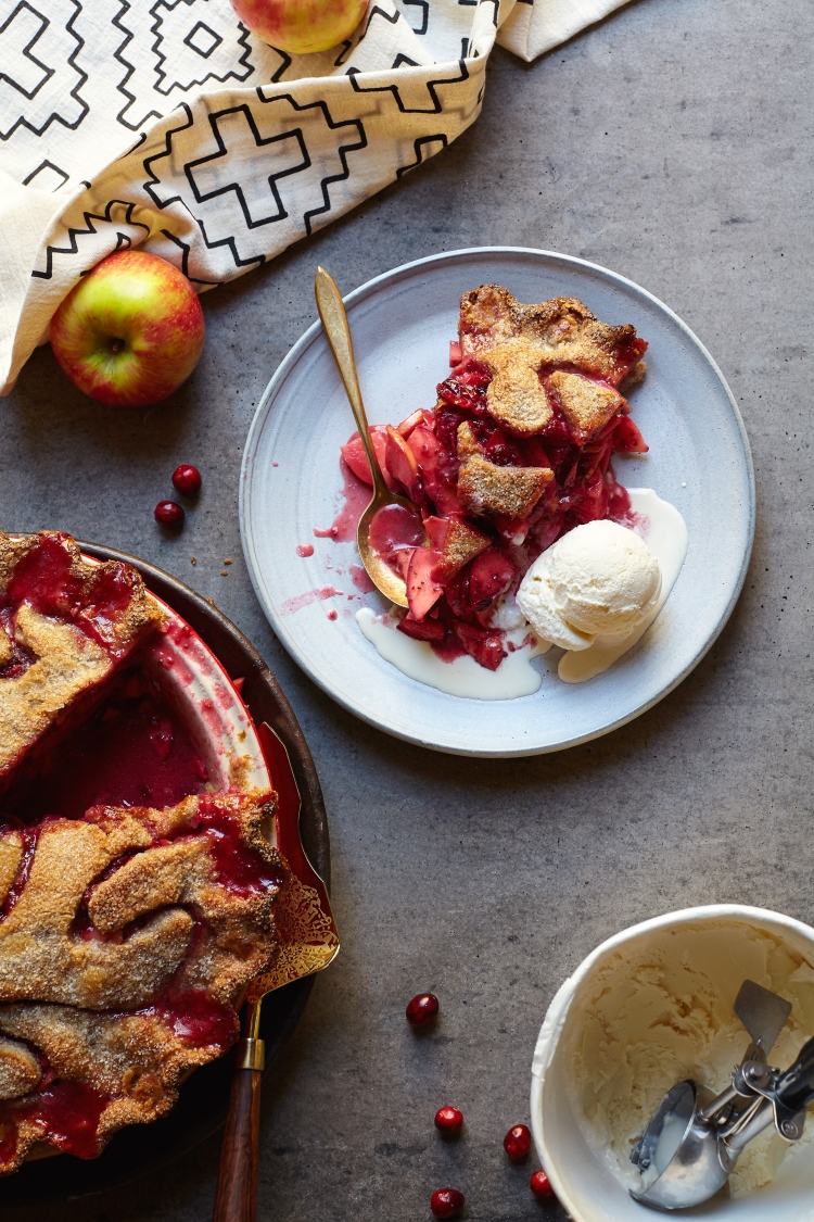 Chosen Foods Cranberry Chia Apple Pie | Lemon Fire Brigade