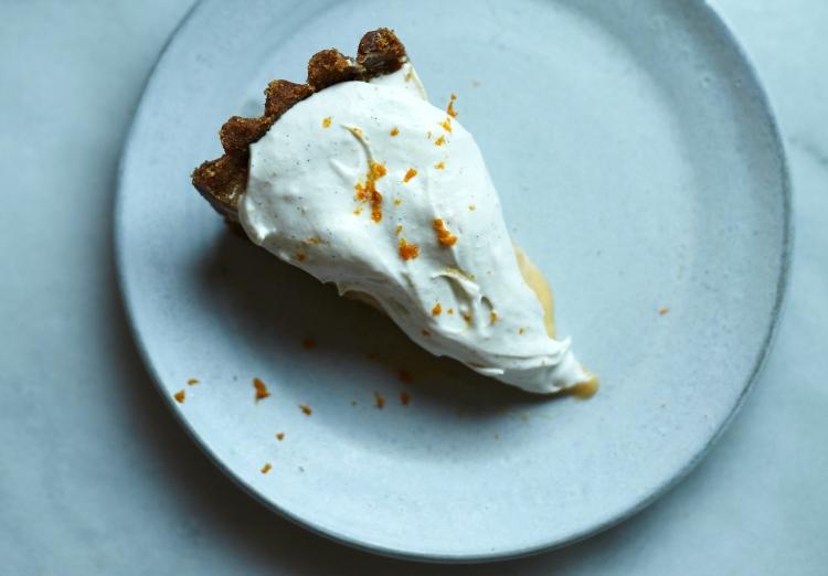 Orange Pie from The Vanilla Bean Baking Book