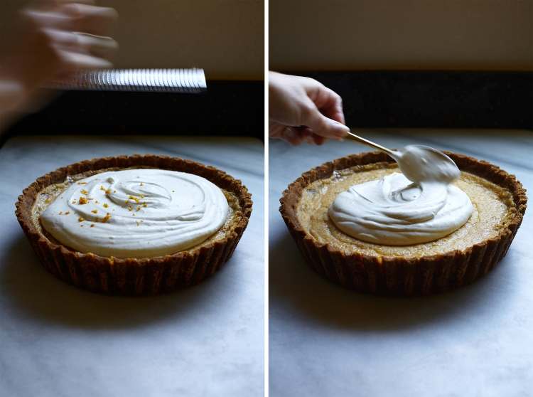 Orange Pie from The Vanilla Bean Baking Book