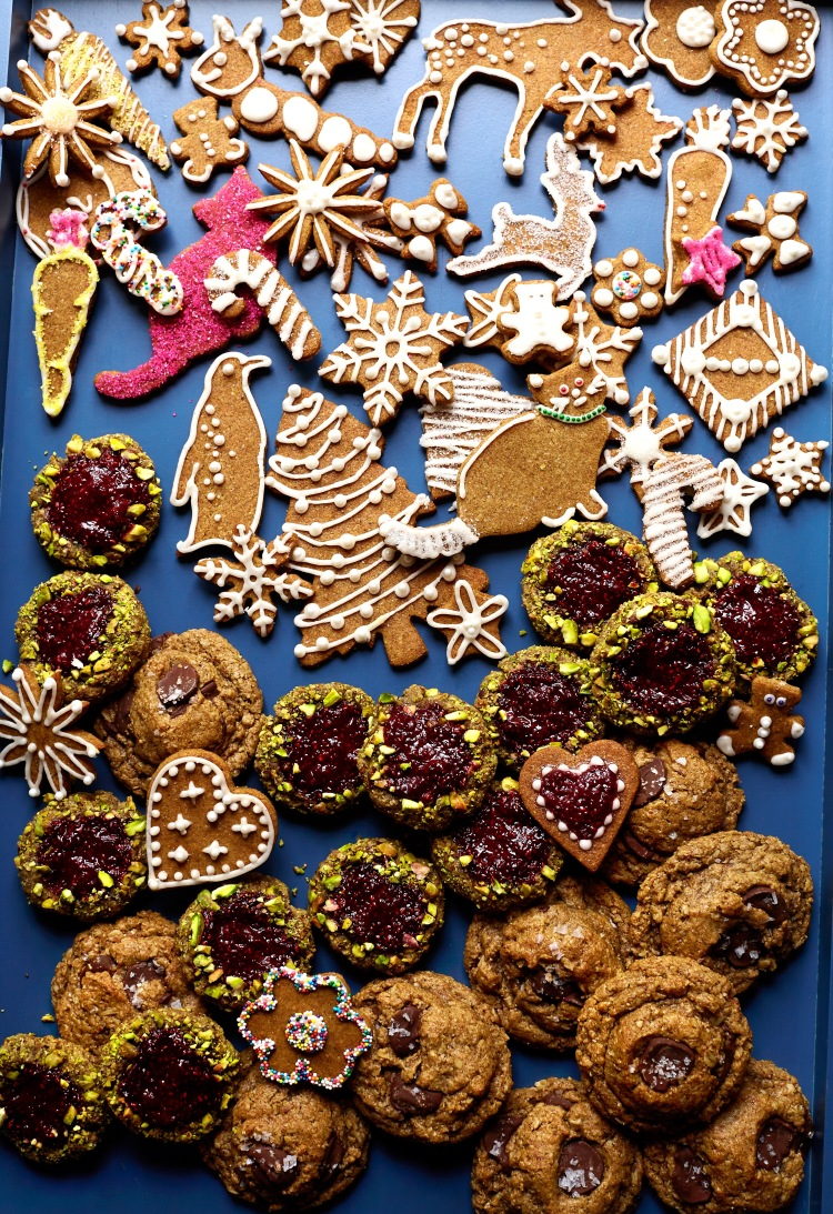 Chosen Foods Gluten-Free Christmas Cookies | Lemon Fire Brigade